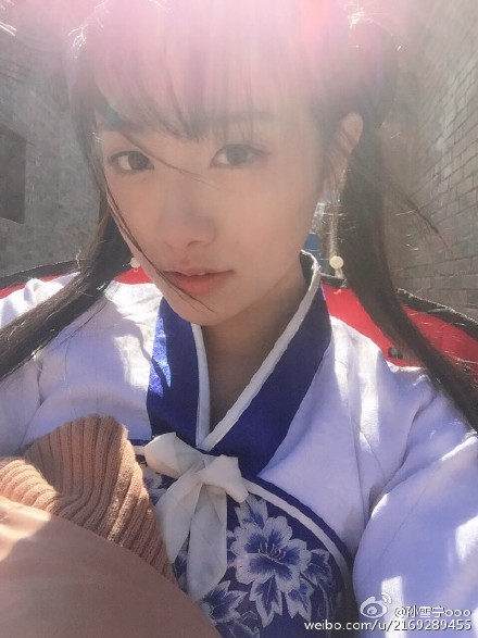 Sun Xuening China Actor