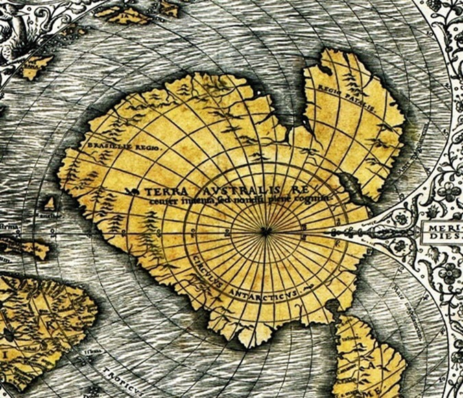 Antártica - O que a Ciência Geral está tentando ocultar 03