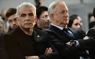 Lapid exorta Azul e Branco a se reunirem sob ele para novas eleições