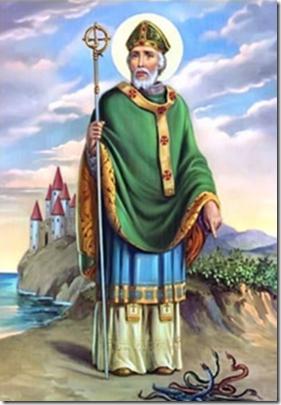 Escudo de San Patricio (oración exorcista)