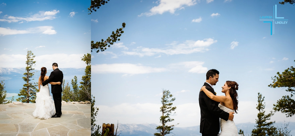 Blue Sky Terrace Wedding