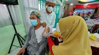 Pusat Kesehatan Haji Kemenkes Gelar Sosialisasi Haji Sehat dan Vaksinasi COVID-19