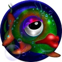 TSF Smart NEXT ADW LAUNCHER LOVELY SEA WORLD THEME icon