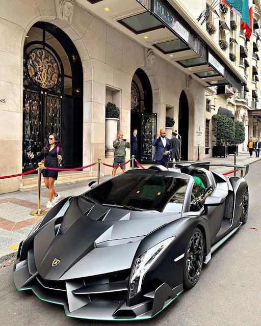 (9). Lamborghini Venono — $4.5 million