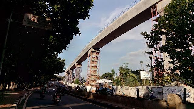 Foto Pembangunan MRT Jakarta
