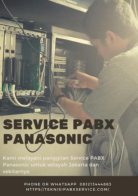 jasa service pabx panasonic jakarta