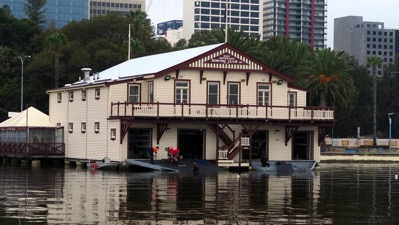 West Australia Rowing Club