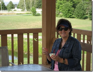 Connie Foxhill Cheese Factory, NS