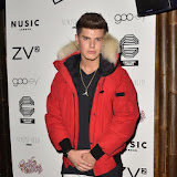 OIC - ENTSIMAGES.COM - Chris Baxter at the  Franklin Lake - single launch party in London 1st March 2016 Photo Mobis Photos/OIC 0203 174 1069