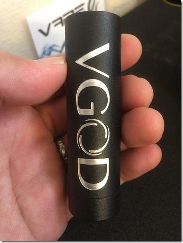 IMG 9004 thumb2 - 【メカニカルMOD】VGOD PRO MECH(ブイゴッド・プロ・メック)MOD【レビュー】~思ってたより…∑(゚д゚ノ)ノ編~
