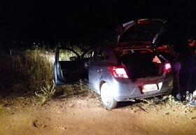 Resultado de imagem para Quadrilha abandona carro roubado após arrastão às margens da BR 304 em Mossoró