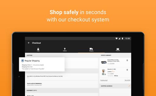 JUMIA Online Shopping 4.9.1 screenshots 10