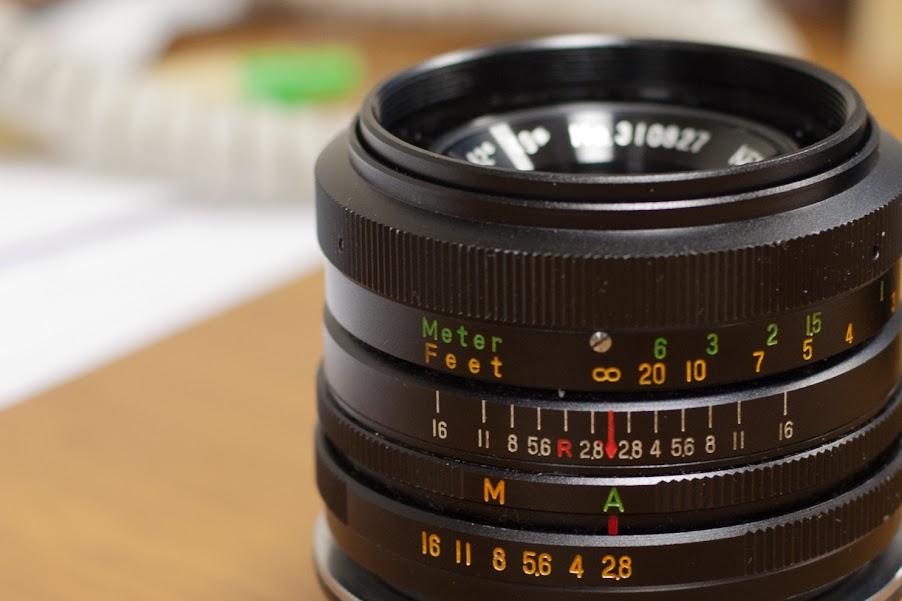 Kennex lens