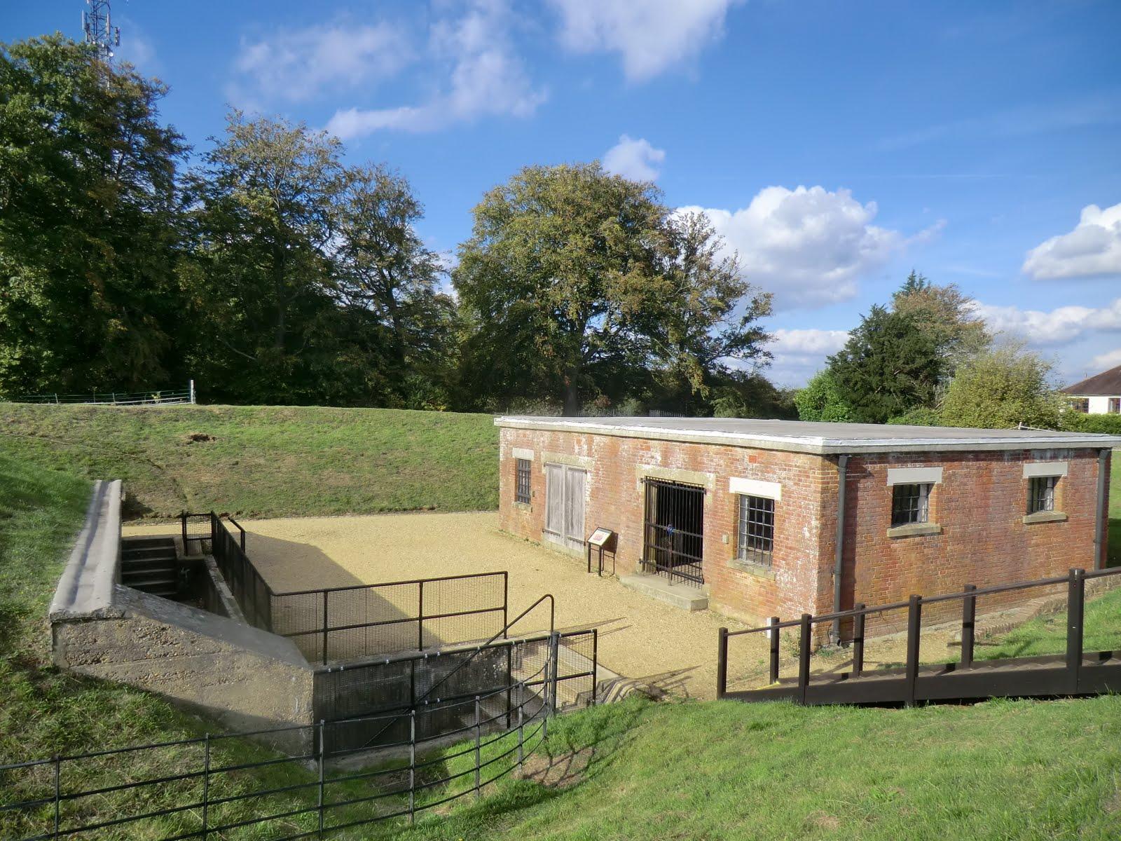 CIMG5134 Reigate Fort
