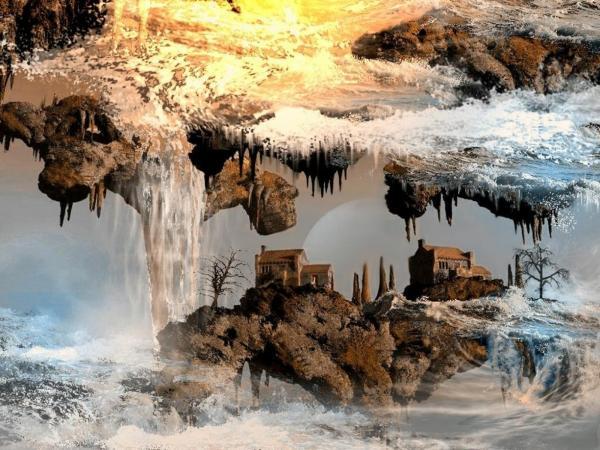 Silent Lands Of Sorrow, Magick Lands 1