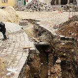 2010.02.22 Fő tér - Tűztorony átjárás hamarosan lezárva