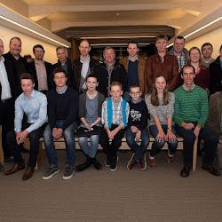 2016 03 11 - Huldiging ZA-atleten door Burgemeester en Schepenen