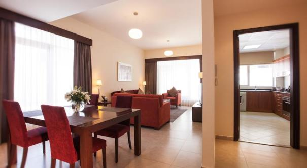 Mövenpick Apartments Bur Dubai