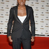 WWW.ENTSIMAGES.COM -   Nicola Adams   arriving at   MOBO Awards 2014 at SSE Arena Wembley October 22nd 2014Annual awards show recognising the best in urban music which is supported by HTC Photo Mobis Photos/OIC 0203 174 1069