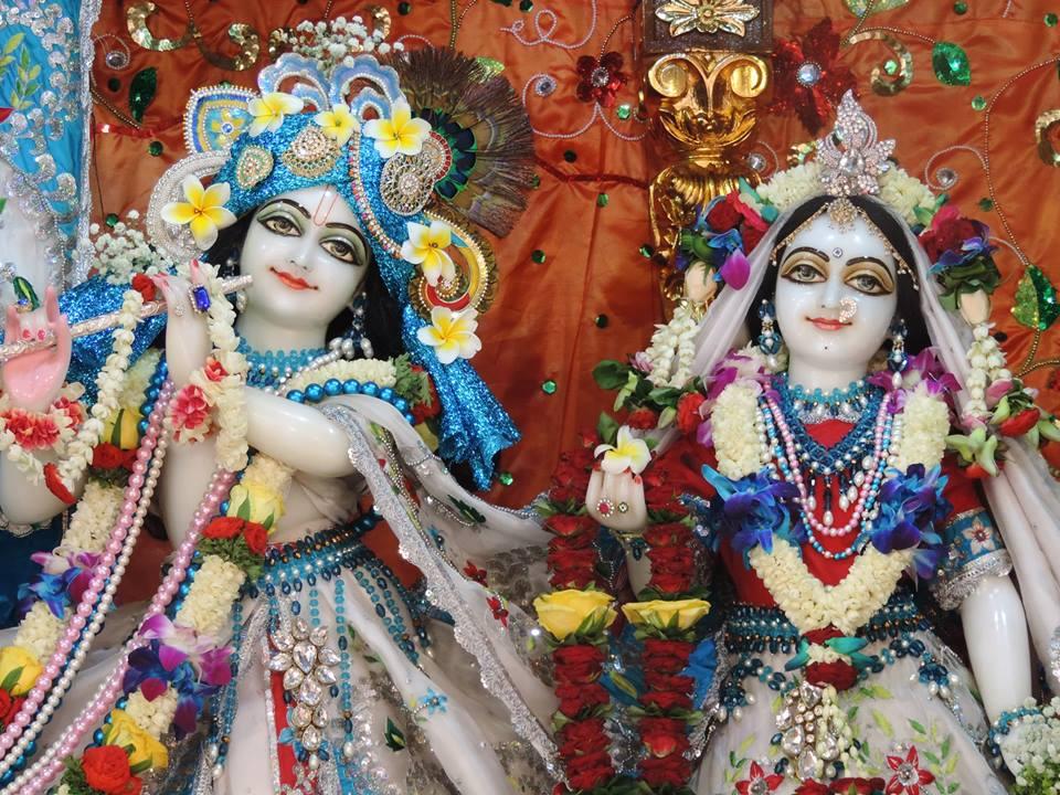 ISKCON Bangalore Deity Darshan 30 May 2016 (3)