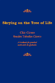 Cover of Chic Cicero's Book Skrying On The Tree Of Life