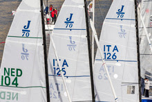 J/70 one-design sailboats Monaco