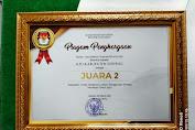 KPU Soppeng Raih Penghargaan Terbaik Kedua Nasional Pelaksanaan Pilkada Serentak 2020