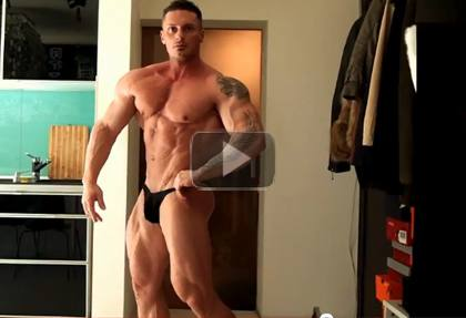 Muscle God Worship