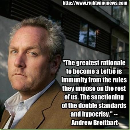 breitbart on hypocrisy