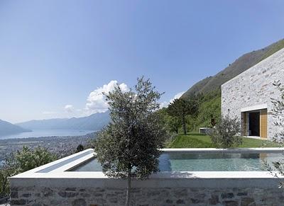 3 Самые красивые дома мира | Фото интерьера каменного дома в Швейцарии