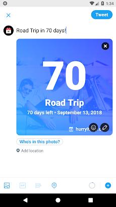Hurry - Countdown to Birthday/Vacation (& Widgets)のおすすめ画像5