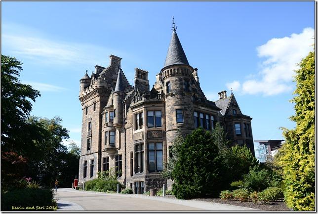Edinburgh - September