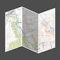 Yorkshire Dales Outdoor Map Offline icon