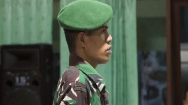 Oknum Anggota TNI Penjual Amunisi Ke OPM Dihukum Seumur Hidup
