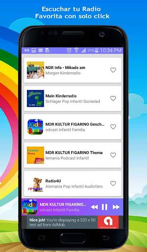 Download Radio Infantil - Radio Musica Infantil 1.0.5 2