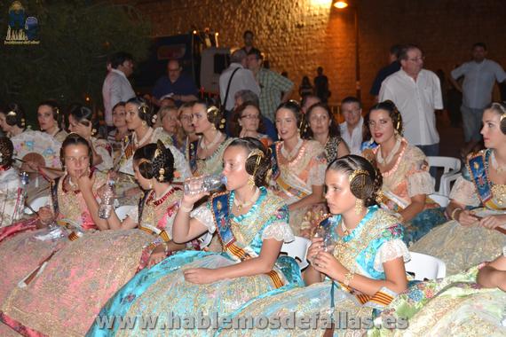 Fotos oficiales de las candidatas a Fallera Mayor Infantil de Valencia 2016
