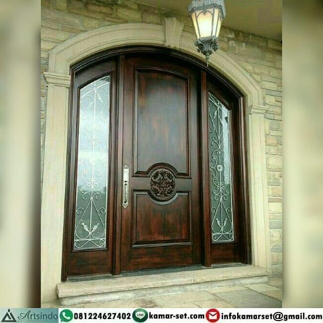 Model Pintu Rumah Type 45 | Desain Pintu Rumah Modern ...