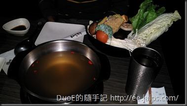鼎盛十里鍋物-素食菜盤