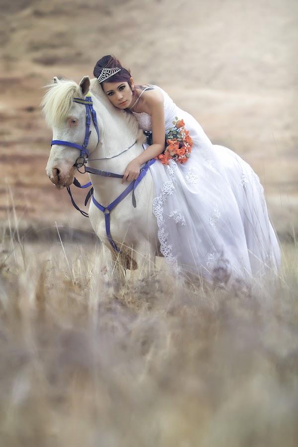 by Arnold James - Wedding Bride
