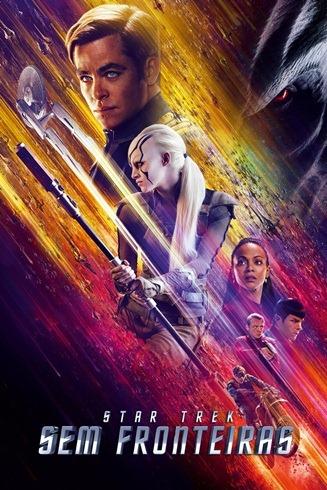 Star Trek - Sem Fronteiras - Pôster nacional