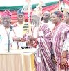 New dawn in Odo-Oro Ekiti as Oba Aladesodedero 1 receives instrument of office