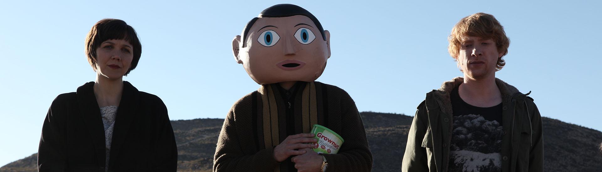 Baner filmu 'Frank'