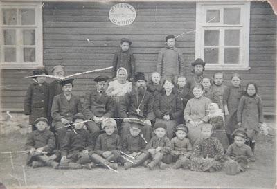 Криушская церковно-приходская школа