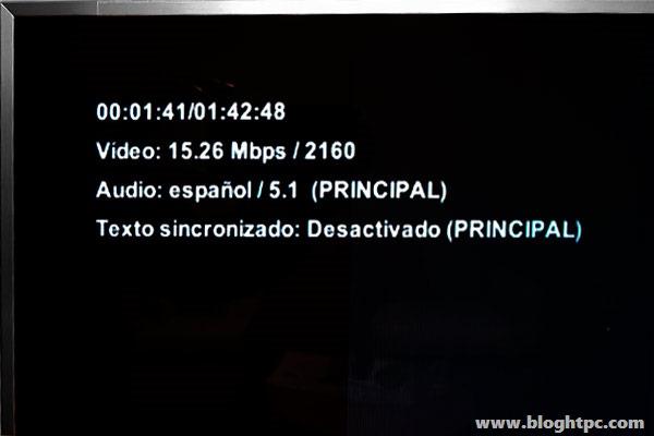Netflix 4K FTTH