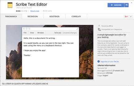 scribe-text-editor