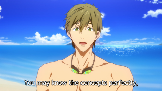 Free! - Iwatobi Swim Club Episode 5 Screenshot