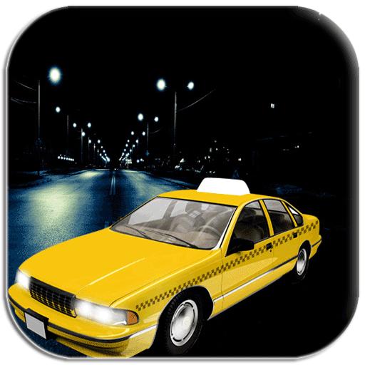 瘋狂出租車駕駛模擬器三維 賽車遊戲 App LOGO-APP開箱王