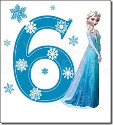 cumpleaños elsa de frozen 7(10)