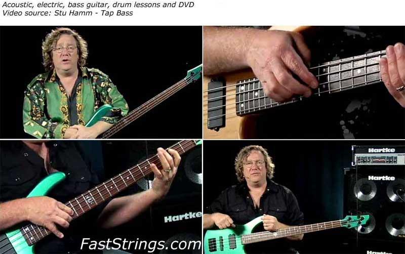 Stu Hamm - Tap Bass