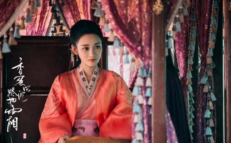 Heavy Sweetness Ash-Like Frost China Drama